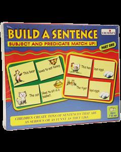 Build a Sentence Part 1 (Ages 7+)