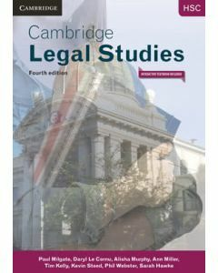 Cambridge HSC Legal Studies Fourth Edition (print and digital)