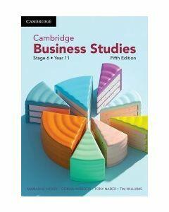 [Pre-order] Cambridge Business Studies Stage 6 Year 11 5e (print & digital) [Due Sep 2021]