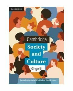 Cambridge Society & Culture Stage 6 (print & digital)