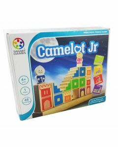 Camelot Jr Preschool Puzzle Game (Ages 4 to 9)