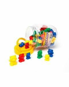 Bear Counters Jar of 48 (Ages 3+)