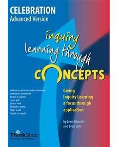 Celebration Advanced Version (Yrs 6-12) - Inquiry Learning Through Concepts