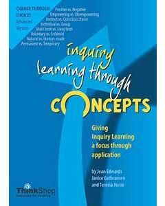 Change Through Choices Advanced Version (Yrs 6-12) - Inquiry Learning Through Concepts