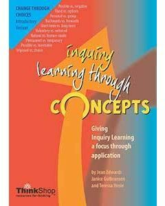 Change Through Choices Introductory Version (Yrs 1-5) - Inquiry Learning Through Concepts
