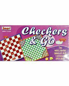 Checkers & Go