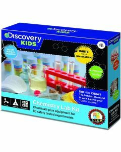 Discovery Kids Chemistry Lab Kit (Ages 10+)