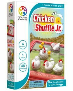 Chicken Shuffle Smart Logic Game (Ages 6 to 99)