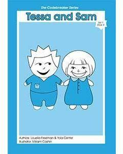 The Codebreaker Series 04. Tessa and Sam