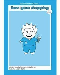 The Codebreaker Series 05. Sam goes shopping