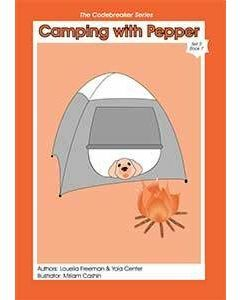 The Codebreaker Series 23. Camping with Pepper