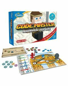 Code Master Programming Logic Game (Ages 8+)