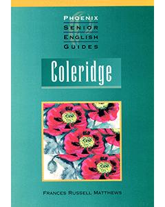 Coleridge Phoenix Senior English Guide