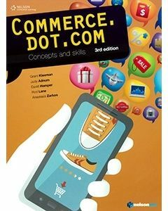 Commerce.Dot.com Student Book 3rd Edition Student Book