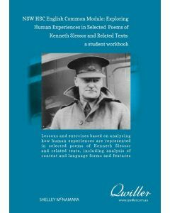 NSW HSC English Common Module: Exploring Human Experience in Selected Poems of Kenneth Slessor and Related Texts (Print)