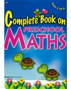 Complete Book on Preschool Maths