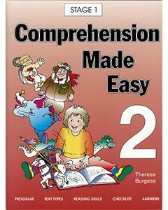 Comprehension Made Easy Book 2
