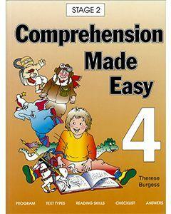 Comprehension Made Easy Book 4