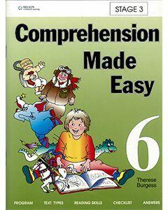 Comprehension Made Easy Book 6