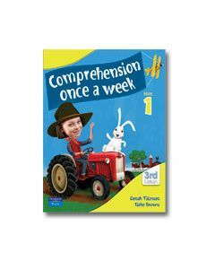 Comprehension Once a Week 1 - 3rd Ed