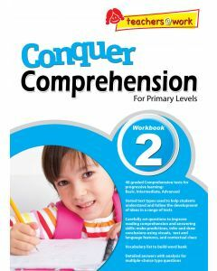 Conquer Comprehension Workbook 2