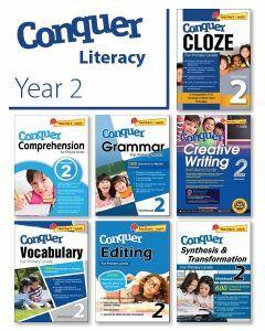 Conquer Literacy Bundle 2