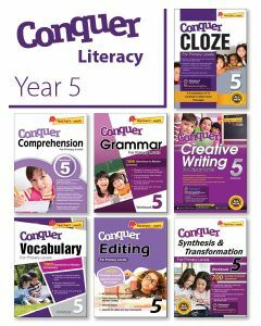 Conquer Literacy Bundle 5