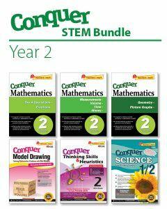 Conquer STEM Bundle 2