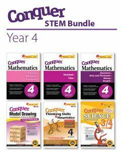Conquer STEM Bundle 4