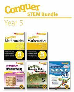Conquer STEM Bundle 5