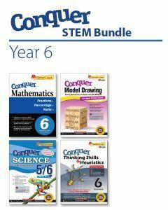 Conquer STEM Bundle 6