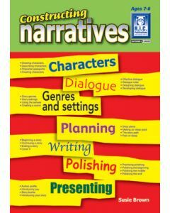 Constructing narratives Ages 7 to 8