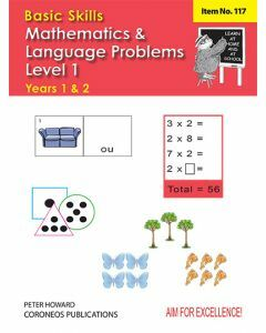 Basic Skills Maths & Language Problems Level 1  Yrs 1-2 (Basic Skills No. 117)