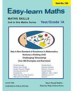 Basic Skills - Easy Learn Maths 1A (Basic Skills No. 130)