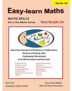 Basic Skills - Easy Learn Maths 2A (Basic Skills No. 132)