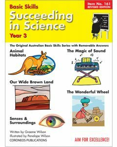 Succeeding in Science 3 (Basic Skills No. 161)