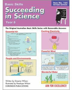 Succeeding in Science 6 (Basic Skills No. 164)
