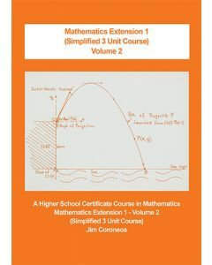 Simplified 3 Unit Maths Course Vol 2