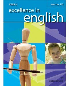 Excellence in English Year 2 (Item 212)