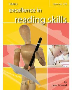 Excellence in Reading Skills Year 3 (Item 219)