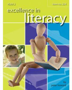 Excellence in Literacy Year 2 (Item 224)