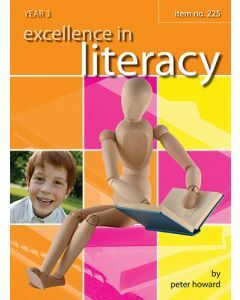 Excellence in Literacy Year 3 (Item 225)