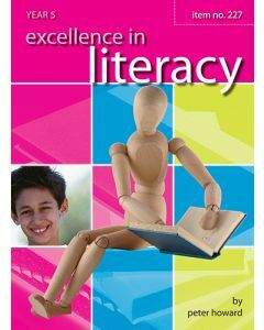 Excellence in Literacy Year 5 (Item 227)