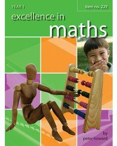 Excellence in Maths Year 1 (Item 229)