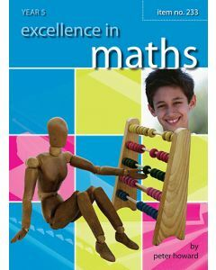 Excellence in Maths Year 5 (Item 233)
