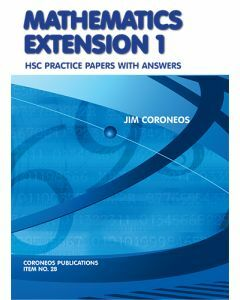 Mathematics Extension 1 Practice Papers with Answers (Item no. 28)