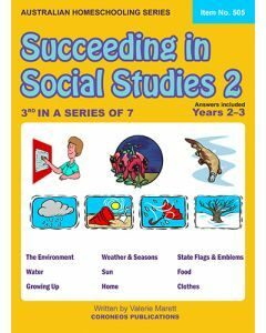 Succeeding in Social Studies Year 2 (Title No. 505)