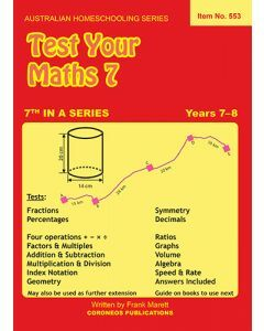 Test Your Maths 7 (Item No. 553)