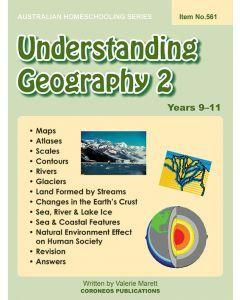 Understanding Geography 2 (Australian Homeschooling no. 561)