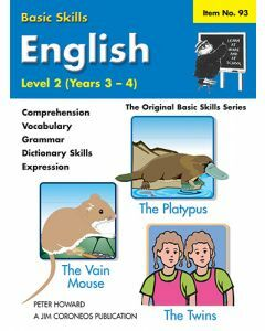 English Level 2 Yrs 3 - 4 (Basic Skills No. 93)